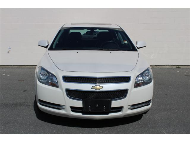 2011 Chevrolet Malibu LT Platinum Edition (Stk: F142260) in Courtenay - Image 22 of 27