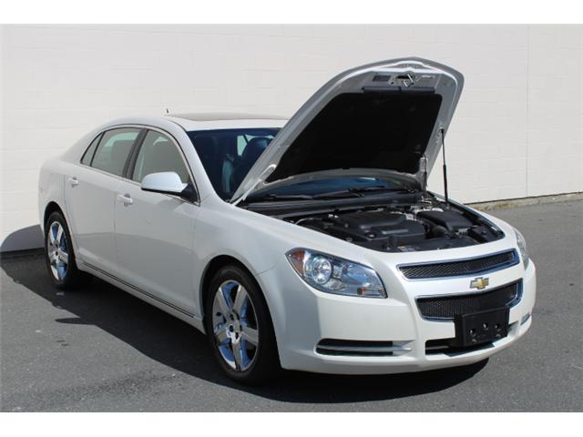 2011 Chevrolet Malibu LT Platinum Edition (Stk: F142260) in Courtenay - Image 26 of 27