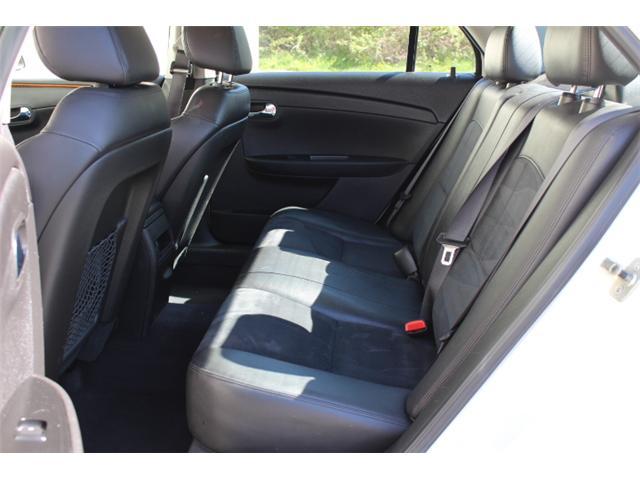 2011 Chevrolet Malibu LT Platinum Edition (Stk: F142260) in Courtenay - Image 6 of 27