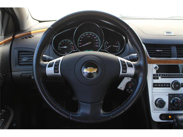 2011 Chevrolet Malibu LT Platinum Edition (Stk: F142260) in Courtenay - Image 8 of 27
