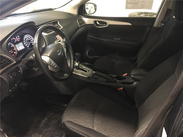 2015 Nissan Sentra 1.8 SV (Stk: P0616) in Owen Sound - Image 7 of 11