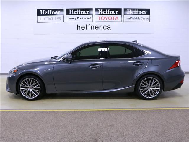 2016 Lexus IS 300 Base (Stk: 197082) in Kitchener - Image 19 of 30