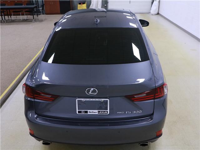2016 Lexus IS 300 Base (Stk: 197082) in Kitchener - Image 22 of 30