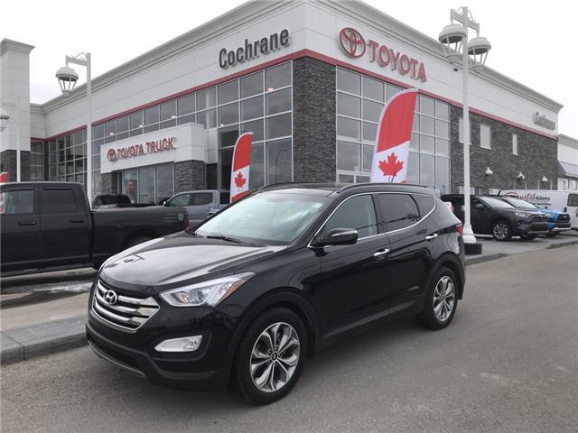 2015 Hyundai Santa Fe Sport 2.0T SE (Stk: 190182A) in Cochrane - Image 1 of 14
