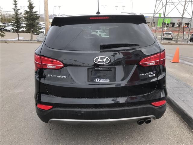2015 Hyundai Santa Fe Sport 2.0T SE (Stk: 190182A) in Cochrane - Image 4 of 14