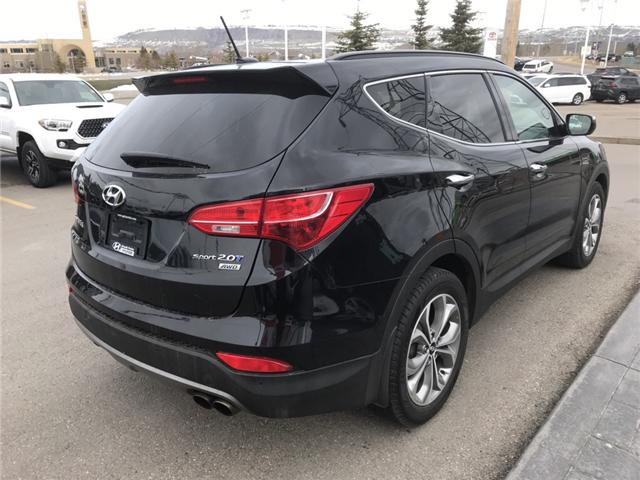 2015 Hyundai Santa Fe Sport 2.0T SE (Stk: 190182A) in Cochrane - Image 5 of 14