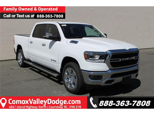 2019 RAM 1500 Big Horn (Stk: N829834) in Courtenay - Image 1 of 30