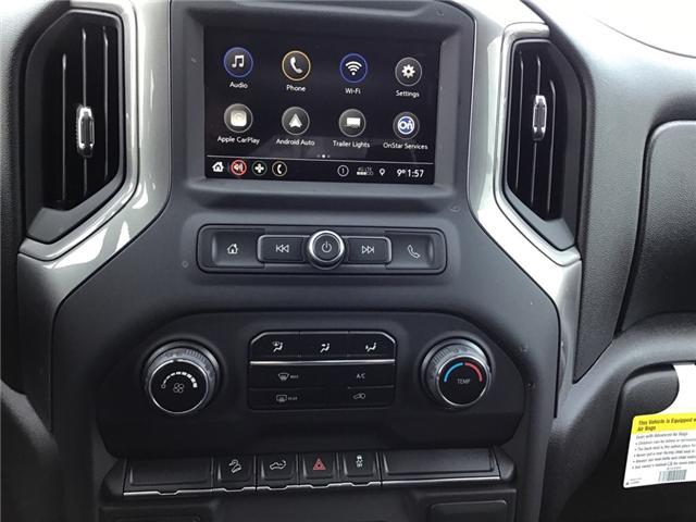 2019 Chevrolet Silverado 1500 Silverado Custom Trail Boss (Stk: 204189) in Brooks - Image 11 of 20