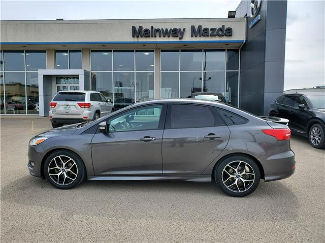 2015 Ford Focus SE (Stk: P1559) in Saskatoon - Image 1 of 25