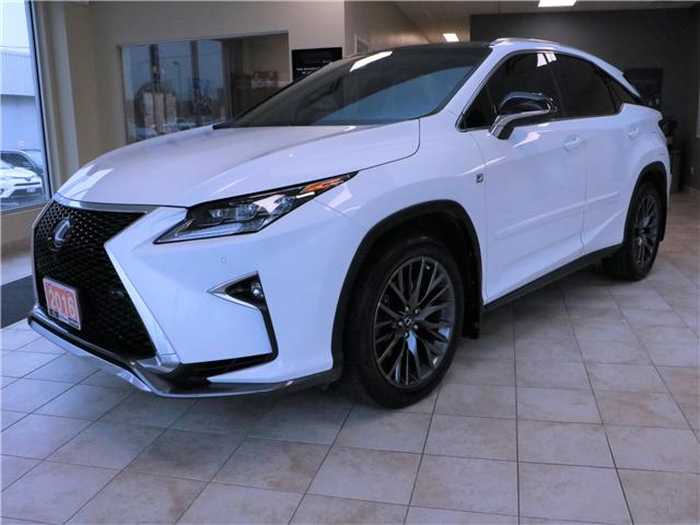 2016 Lexus RX 350 Base (Stk: 197094) in Kitchener - Image 1 of 30