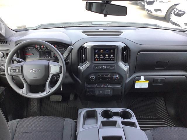 2019 Chevrolet Silverado 1500 Silverado Custom Trail Boss (Stk: 204189) in Brooks - Image 16 of 20