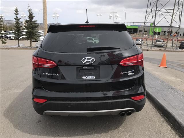 2015 Hyundai Santa Fe Sport 2.0T SE (Stk: 190182A) in Cochrane - Image 10 of 14
