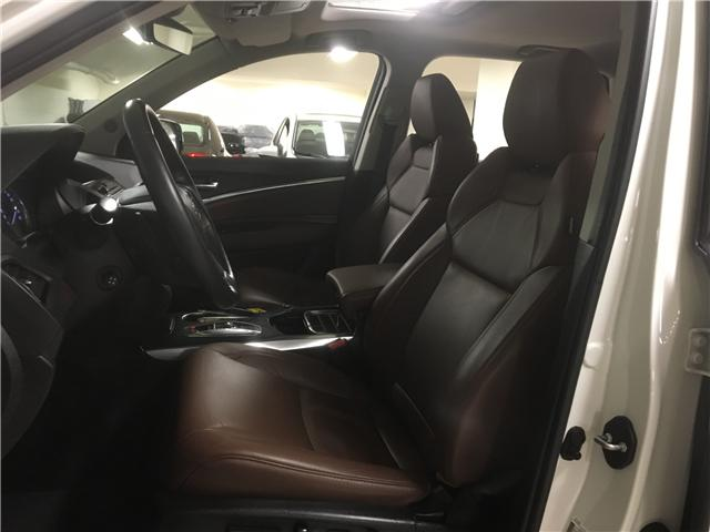 2017 Acura MDX Navigation Package (Stk: M12607A) in Toronto - Image 9 of 23