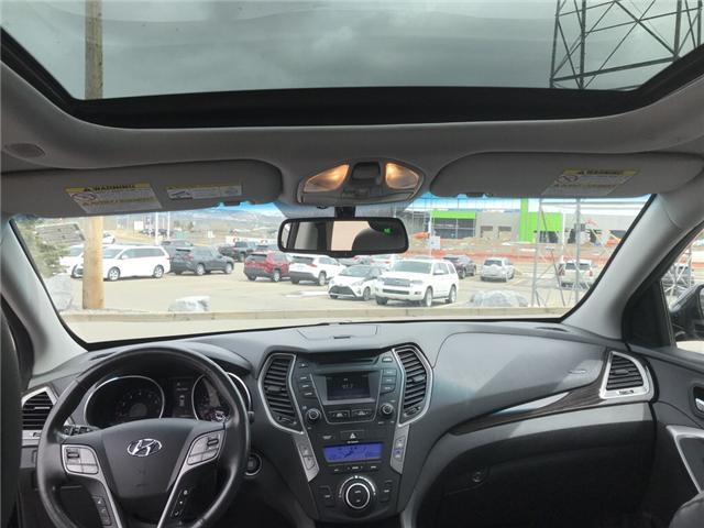 2015 Hyundai Santa Fe Sport 2.0T SE (Stk: 190182A) in Cochrane - Image 14 of 14