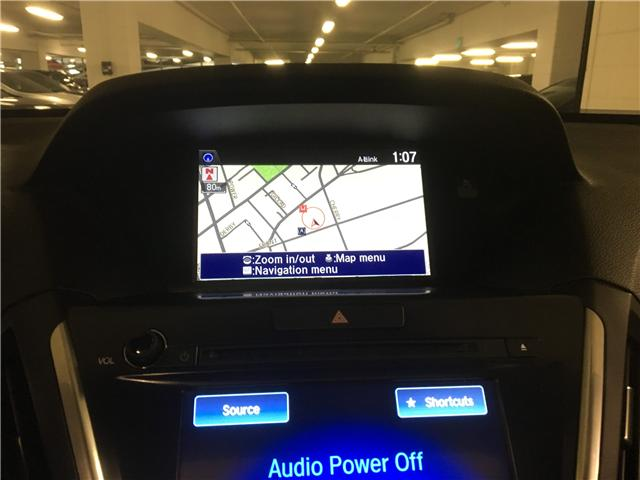 2017 Acura MDX Navigation Package (Stk: M12607A) in Toronto - Image 16 of 23