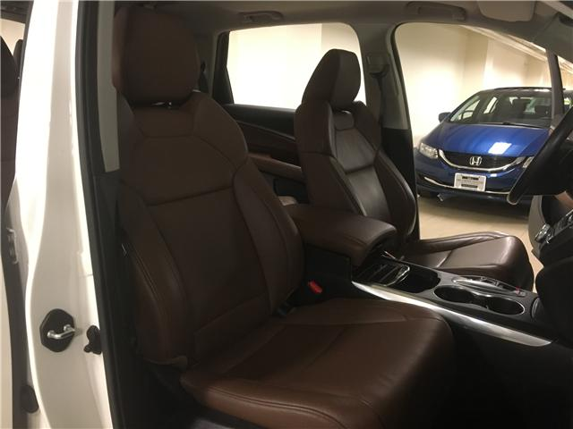2017 Acura MDX Navigation Package (Stk: M12607A) in Toronto - Image 21 of 23