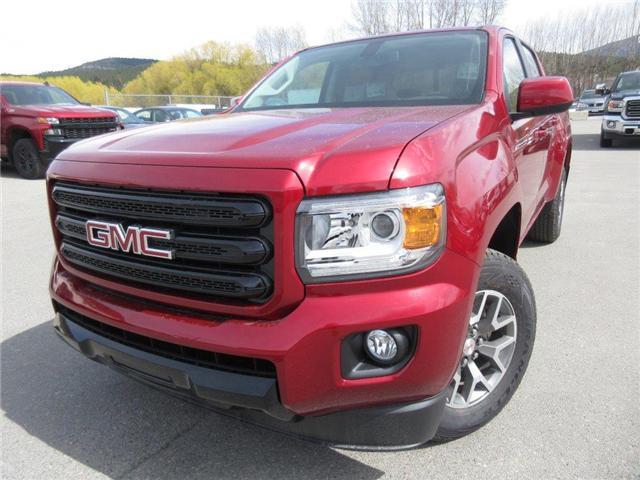 2019 GMC Canyon All Terrain w/Cloth (Stk: T281499) in Cranbrook - Image 1 of 17