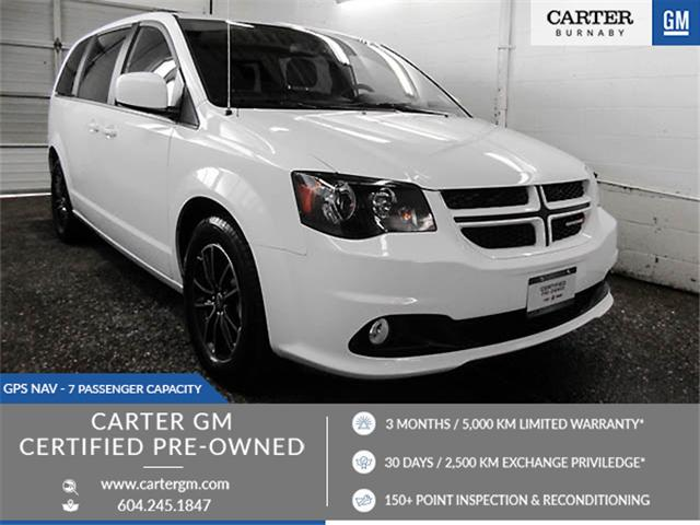 2018 Dodge Grand Caravan GT (Stk: P9-58140) in Burnaby - Image 1 of 25