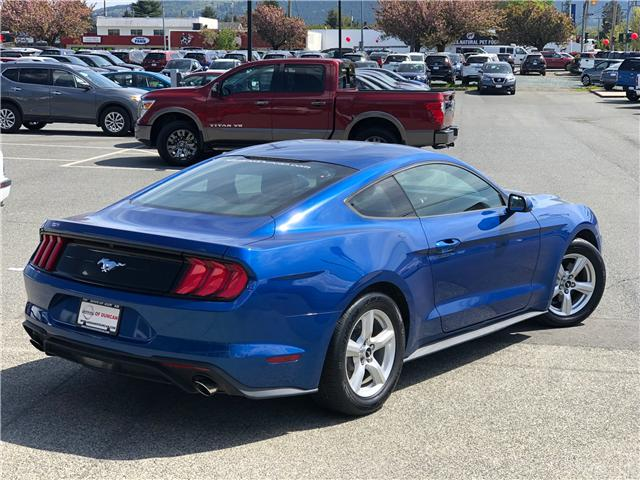 2018 Ford Mustang  (Stk: 9F7005A) in Duncan - Image 6 of 10