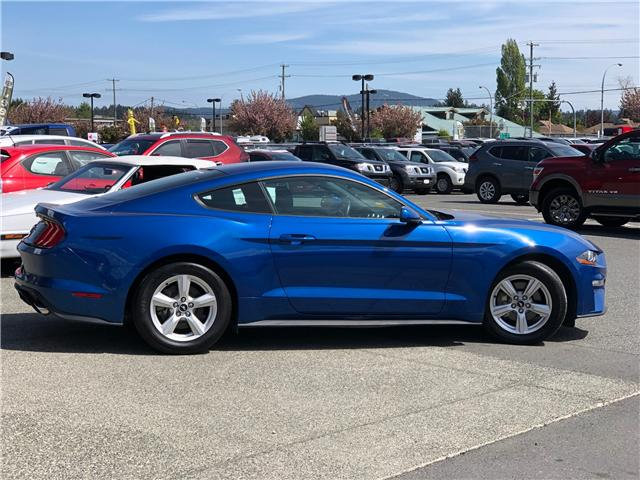 2018 Ford Mustang  (Stk: 9F7005A) in Duncan - Image 7 of 10