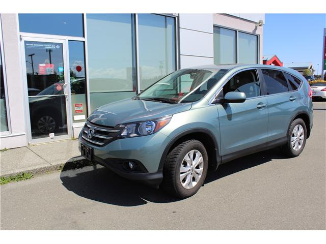 2013 Honda CR-V EX-L (Stk: 9R2131A) in Nanaimo - Image 1 of 9