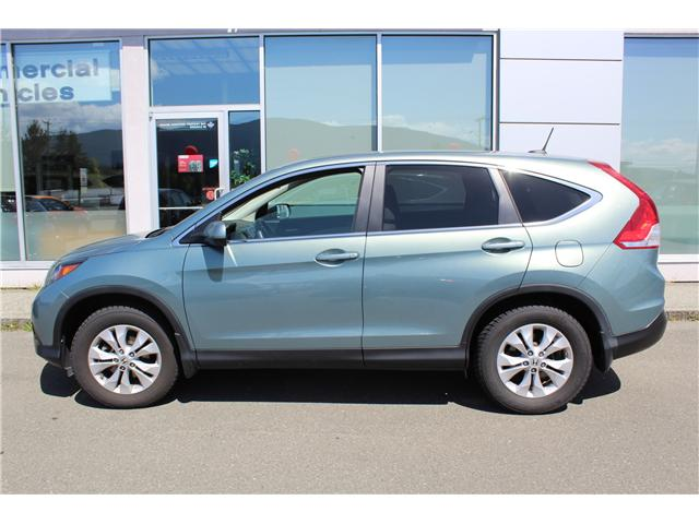 2013 Honda CR-V EX-L (Stk: 9R2131A) in Nanaimo - Image 2 of 9