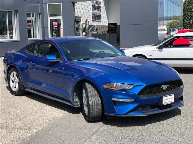 2018 Ford Mustang  (Stk: 9F7005A) in Duncan - Image 8 of 10