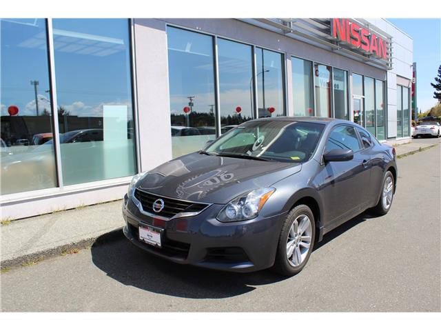 2013 Nissan Altima 2.5 S (Stk: 9K9758A) in Nanaimo - Image 1 of 9