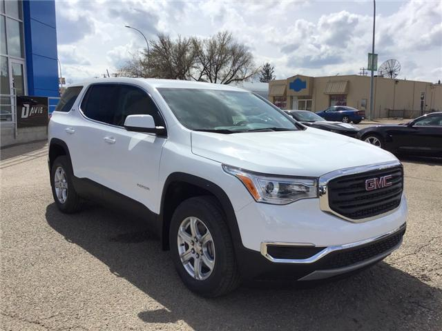 2019 GMC Acadia SLE-1 (Stk: 202217) in Brooks - Image 1 of 22
