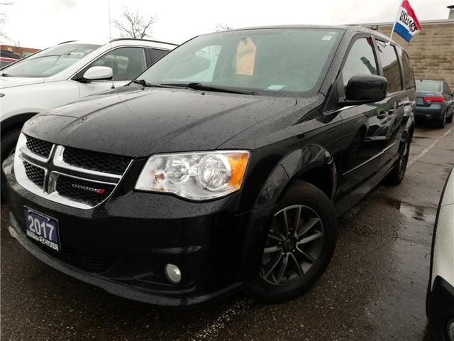 2017 Dodge Grand Caravan CVP/SXT (Stk: 39347A) in Mississauga - Image 1 of 13