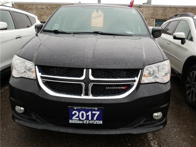 2017 Dodge Grand Caravan CVP/SXT (Stk: 39347A) in Mississauga - Image 2 of 13