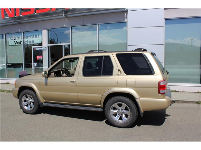 Used Nissan Pathfinder for Sale in Nanaimo | Nissan of Nanaimo