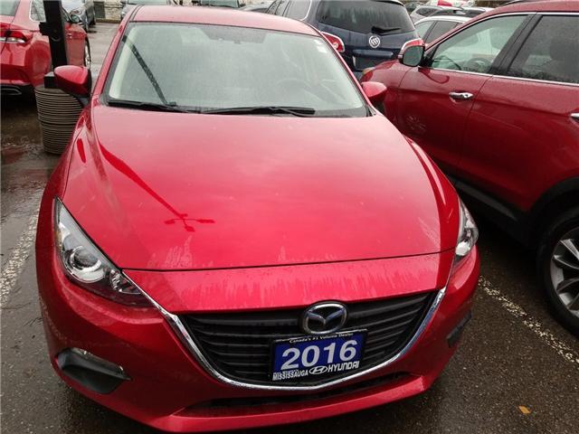 2016 Mazda Mazda3 GS (Stk: 39262A) in Mississauga - Image 2 of 12