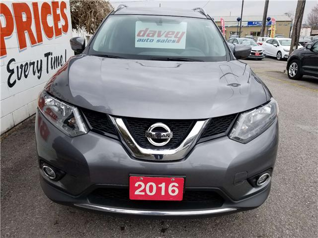 2016 Nissan Rogue SV (Stk: 19-100) in Oshawa - Image 2 of 16