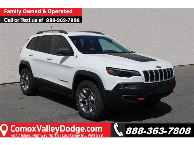 2019 Jeep Cherokee 27E Trailhawk (Stk: D384733) in Courtenay - Image 1 of 30