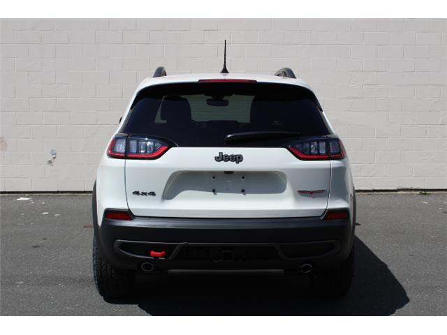 2019 Jeep Cherokee Trailhawk (Stk: D384733) in Courtenay - Image 27 of 30