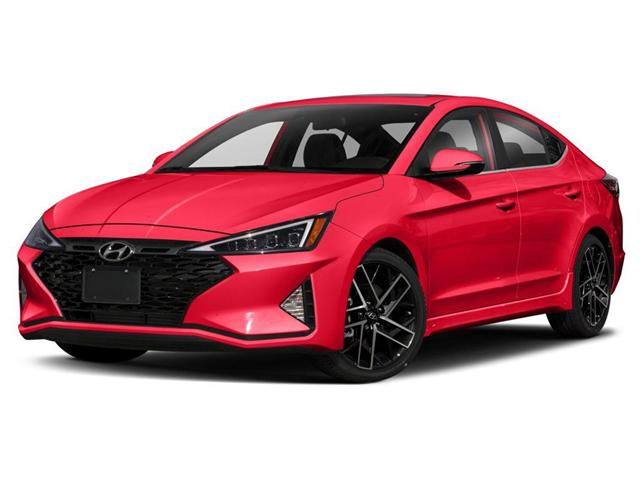 2019 Hyundai Elantra Sport (Stk: 823086) in Whitby - Image 1 of 9