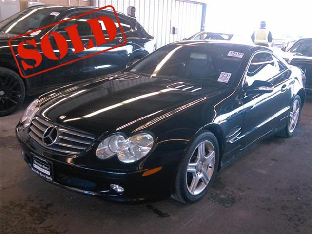 2003 Mercedes-Benz SL-Class Base (Stk: C5595) in North York - Image 1 of 4