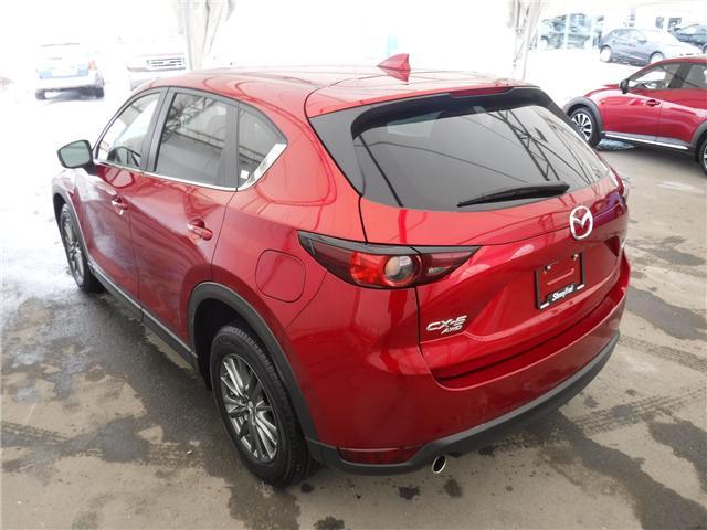 2018 Mazda CX-5 GS (Stk: B303791) in Calgary - Image 8 of 25