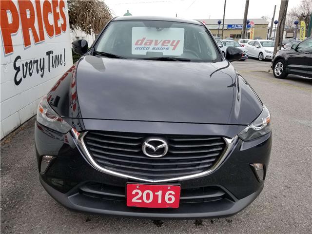 2016 Mazda CX-3 GS (Stk: 19-145) in Oshawa - Image 2 of 17