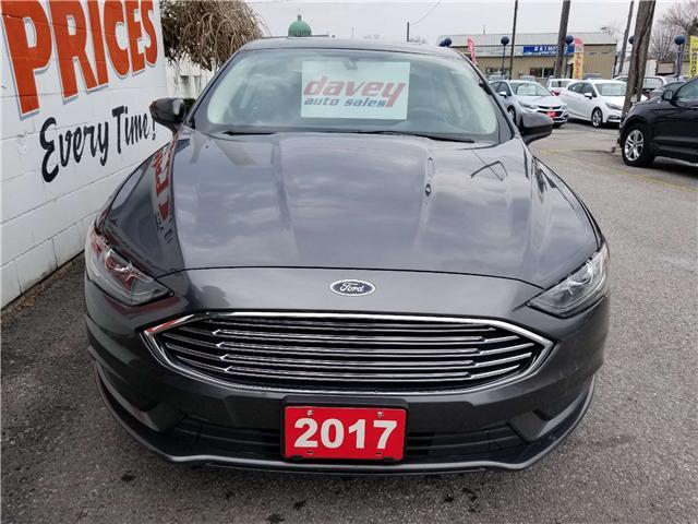 2017 Ford Fusion SE (Stk: 19-020) in Oshawa - Image 2 of 15