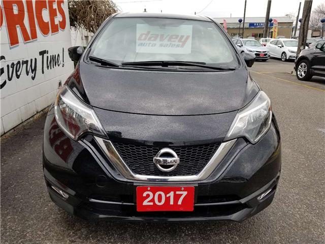 2017 Nissan Versa Note 1.6 SL (Stk: 19-108A) in Oshawa - Image 2 of 16
