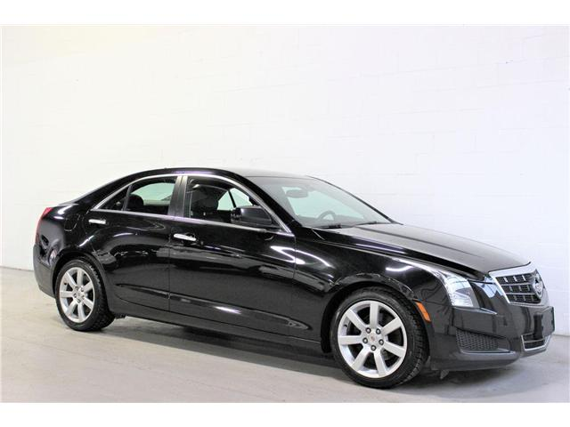 2013 Cadillac ATS 2.5L (Stk: 121050) in Vaughan - Image 1 of 29