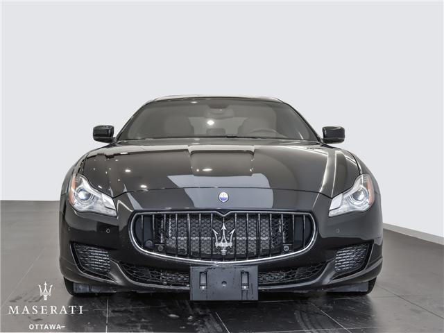 2014 Maserati Quattroporte GTS (Stk: 3052A) in Gatineau - Image 4 of 20