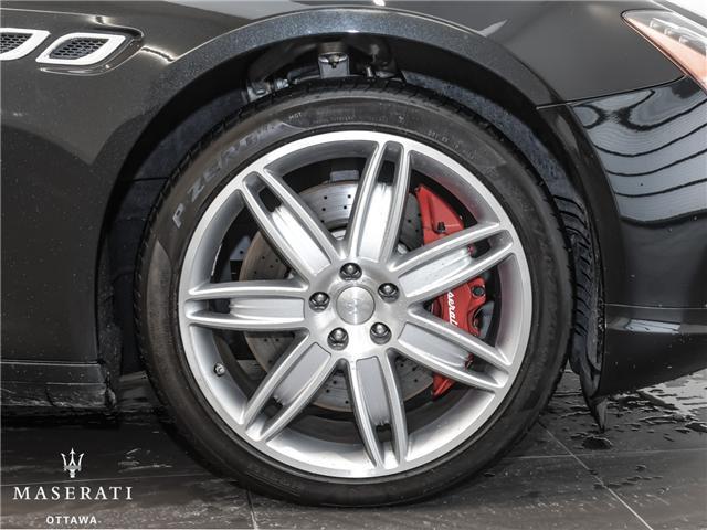 2014 Maserati Quattroporte GTS (Stk: 3052A) in Gatineau - Image 5 of 20
