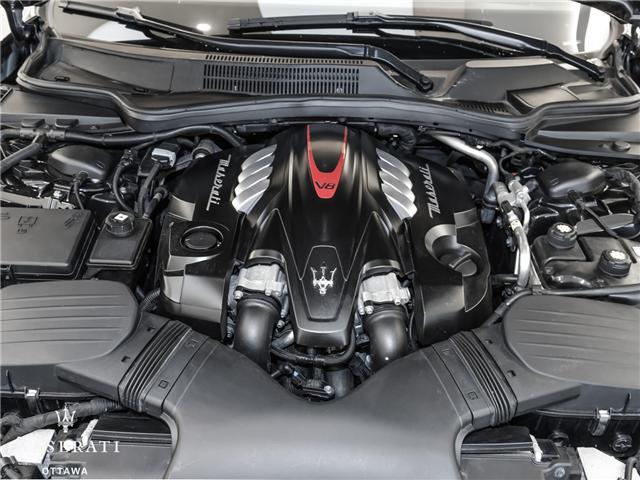 2014 Maserati Quattroporte GTS (Stk: 3052A) in Gatineau - Image 7 of 20