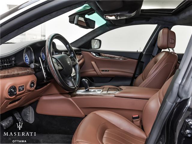 2014 Maserati Quattroporte GTS (Stk: 3052A) in Gatineau - Image 10 of 20