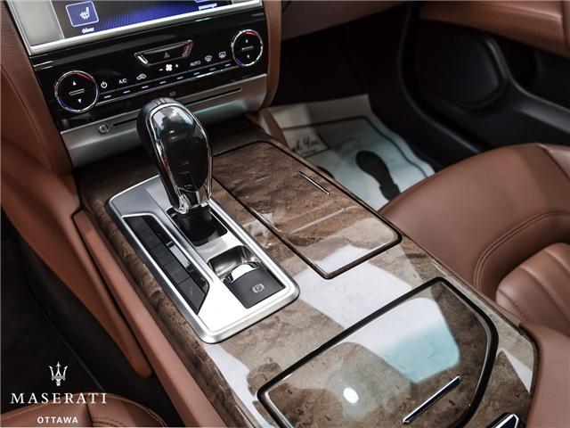 2014 Maserati Quattroporte GTS (Stk: 3052A) in Gatineau - Image 14 of 20