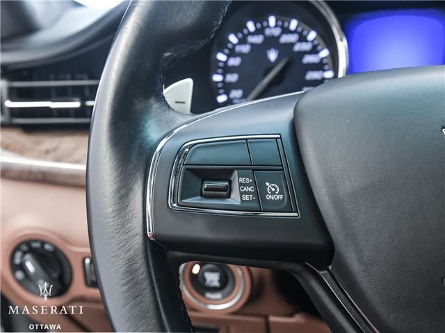 2014 Maserati Quattroporte GTS (Stk: 3052A) in Gatineau - Image 18 of 20