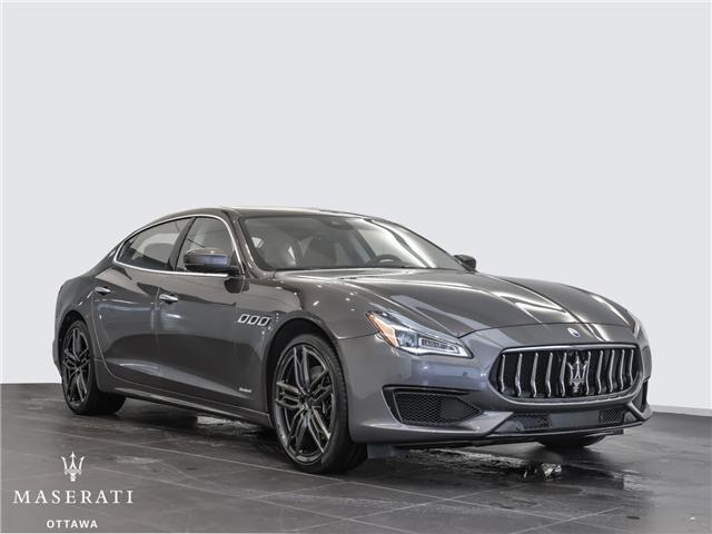 2019 Maserati Quattroporte  (Stk: 3025) in Gatineau - Image 1 of 13